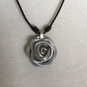Artisan wire necklace. Very unique.